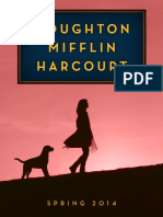 Houghton Mifflin Harcourt Spring 2014 Adult Catalog