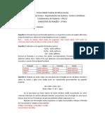 Exercícios de Fixação - Nomenclatura e reações RESOLVIDA (1)