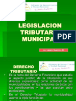 Tributación Municipal LG