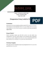 ghaNOZ 2480 - Menggunakan Swing Look&Feel Nimbus