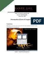 ghaNOZ 2480 - Menempatkan JFrame di Tengah Layar