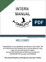 Intern Manual