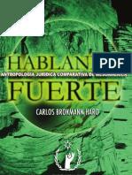 Brokmann, Carlos - Hablando Fuerte (CNDH, 2008)