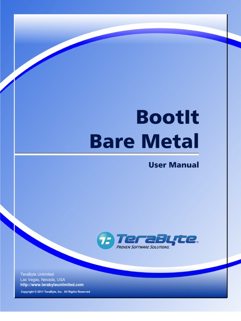 terabyte unlimited bootit bare metal review