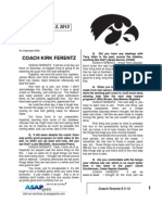 Coach Ferentz 9 3 13