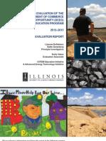Illinois DCEO coal curriculum report
