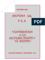 Historia Del POR