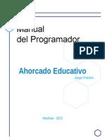 Manual de Programador (1)