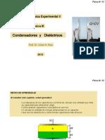 F3 Cap4 Dielectricos y Condensadores