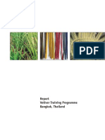 THAI Handicraft Training Report