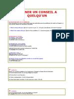 DONNER UN CONSEIL A QUELQU.doc