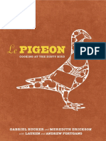Le Pigeon by Gabriel Rucker and Meredith Erickson, with Lauren Fortgang and Andrew Fortgang - Recipes and Excerpt