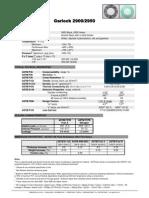 Style 2900 Data Sheet