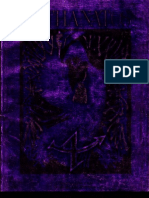 Wod - Mage - The Ascension - Tradition Book - Euthanatos
