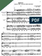Bortniansky, Dmitri. Bortniansky - Quintet for Violin, Viola, Cello, Harp and Piano