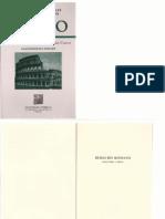 Derecho Romano, Segundo curso (Agustín Bravo G. y Beatriz Bravo V., 1964. Porrúa, 2011)