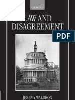 Waldron - Law and Disagreement