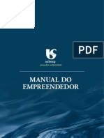 SABESP Manual Empreendedor