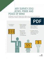 IT Salary Survey 2012 Final