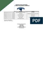 Perspectives Rodneyt D. Joslin Campus Volleyball 2013 Schedule