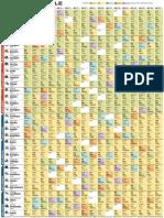 2013 NFL Schedule