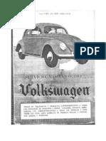 69626493 Manual de Taller Volkswagen Escarabajo 1945 1964