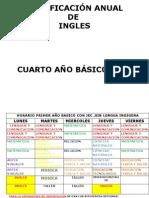 planificacionanualinglescuartoao2013-130106070304-phpapp02
