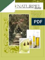 Catalogo Naturpiel Cremas 2013