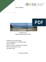 Tesis Maestria UCAadiz Estudio Limnologico Del Lago de Guija