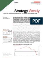 SocGen Global Strategy Weekly - China