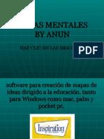 MAPAS MENTALES by anun