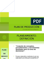 Plan Produccion 03