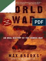 World War Z by Max Brooks - Excerpt