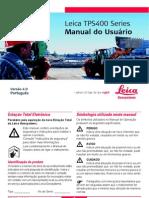 TPS400 UserManual 4.0 Portuguese