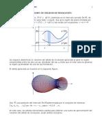 Volumen Metodo de Las Arandelas