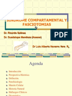 SindromeCompartamentalyFasciotomias