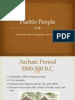 Pueblo Indian Presentation
