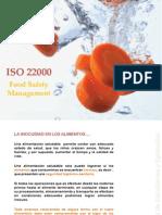 ISO 22000 Y HACCP REDEE