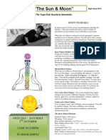 Sun & Moon Newsletter     