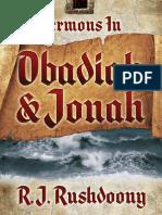 Obadiah & Jonah