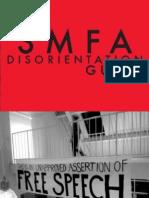 2013 SMFA Disorientation Guide - Print Version