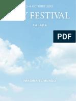 HayFestivalXalapa_Programa2013