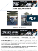 Propuesta Moto-Defensivo Logitel
