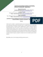 "de Kervenoael, R., Aykac, D.S.O. & Soopramanien, D. ""Anticipating E-grocery Pre-purchase Practices"