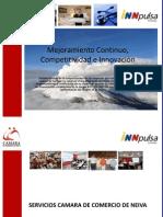 Mejoramiento Continuo, Competitividad e Innovacion