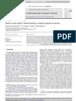 """de Kervenoael, R., Aykac, D.S.O. & Palmer, M. (2009), """"Online Social Capital"""