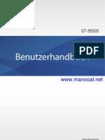 GT I9505 Galaxy S4 Jellybean German