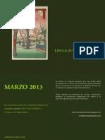 Novedades_MARZO_2013