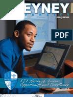 Cheyney University Magazine, Fall 2008, Vol. 1