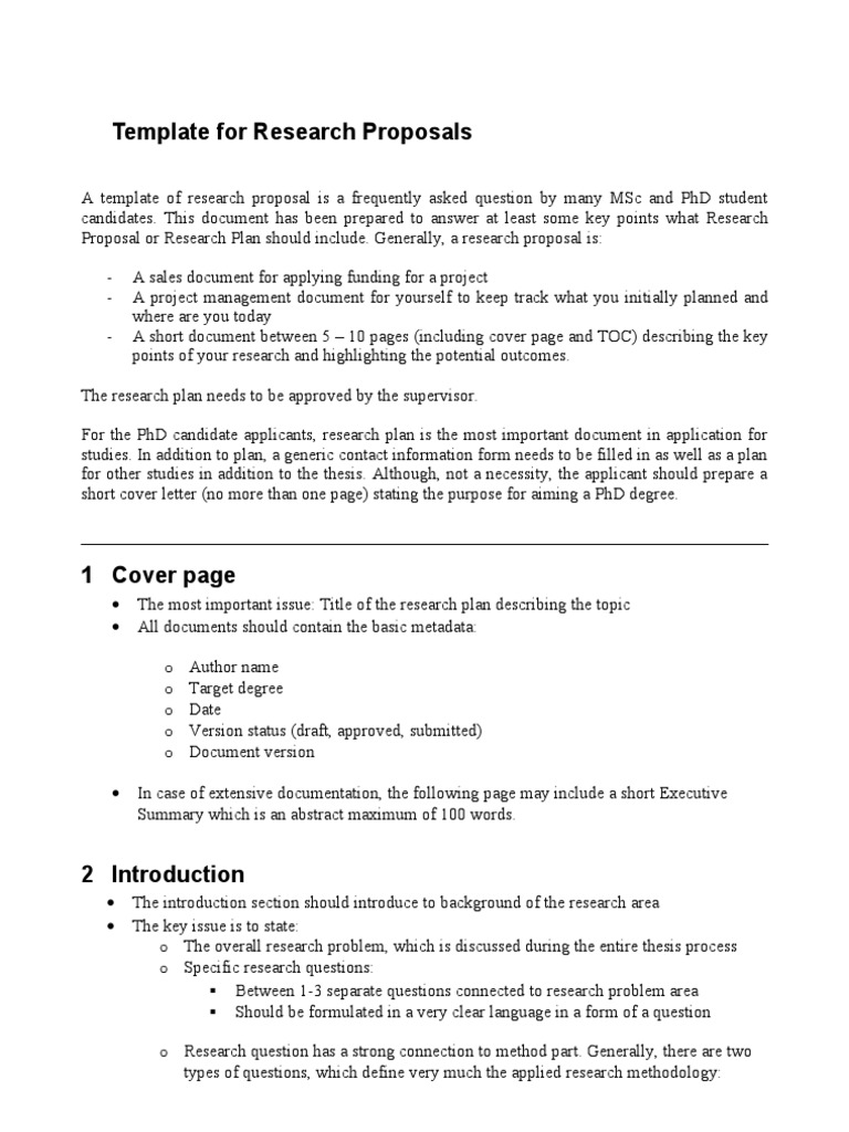 funky research plan template vignette resume ideas